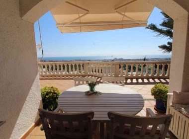 terraced house for sale with sea vieuws in Sitges-Inmoven Properties Sitges-3