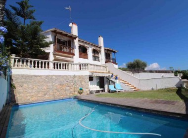 terraced house for sale with sea vieuws in Sitges-Inmoven Properties Sitges-6