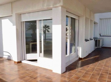 flat for rent seafront sitges with terrace-Inmoven Properties Sitges-3