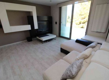 flat for sale with terrace an views in Sitges-Inmoven Properties Sitges-3 copia