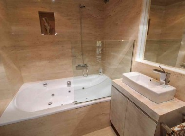 flat for sale with terrace an views in Sitges-Inmoven Properties Sitges-7 copia