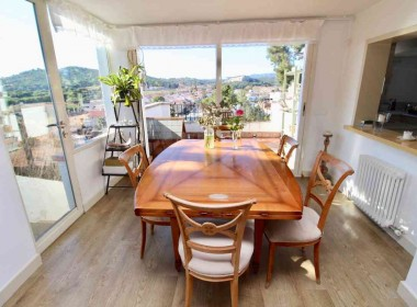 for sale terrace house garden amazing views in Sitges-Inmoven Properties Sitges-6