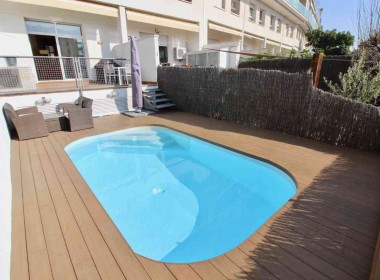 ground floor with private pool in Sitges-Inmoven Properties Sitges-8