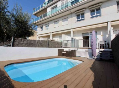 ground floor with private pool in Sitges-Inmoven Properties Sitges-9