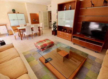flat for sale in park de mar Sitges with large terrace and pool-Inmoven Properties Sitges-7