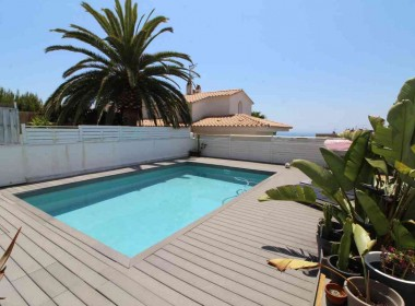 semi detached house for sale in Sitges with pool-Inmoven Properties Sitges-2