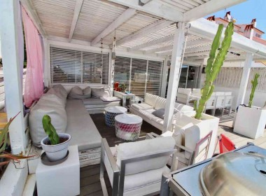 semi detached house for sale in Sitges with pool-Inmoven Properties Sitges-3