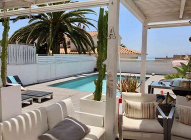 semi detached house for sale in Sitges with pool-Inmoven Properties Sitges-4