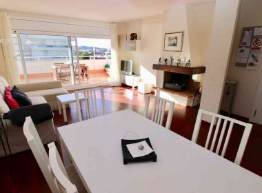 penthouse for sale with terrace and sea views in Sitges.Inmoven Properties Sitges