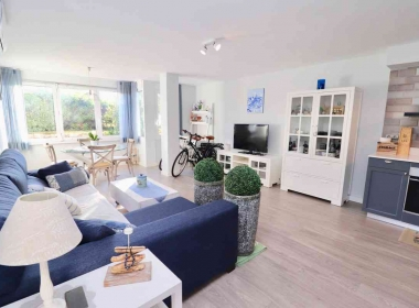 ground floor for sale with pool garden and sea views in Sitges-Inmoven Properties Sitges-4