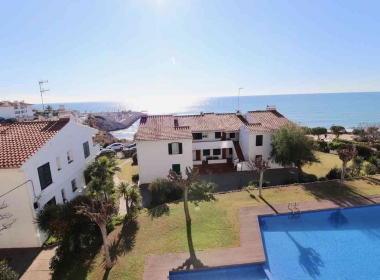 apartment for sale with sea views pool and parking in Sitges-Inmoven Properties Sitges-2
