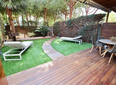 semi-detached house for sale in the vinyet with garden and pool in Sitges-Inmoven Properties Sitges-6