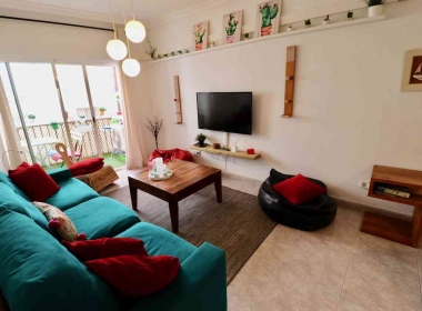 Flat fora sale with tourist licence in Sitges Town-Inmoven Properties Sitges