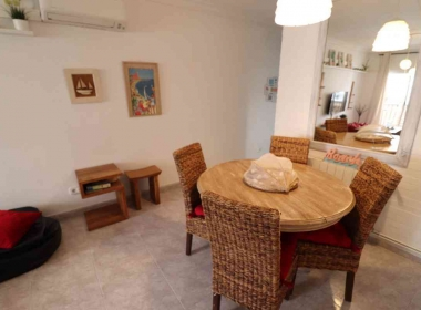 Flat fora sale with tourist licence in Sitges Town-Inmoven Properties Sitges -2